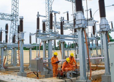 Substation photos