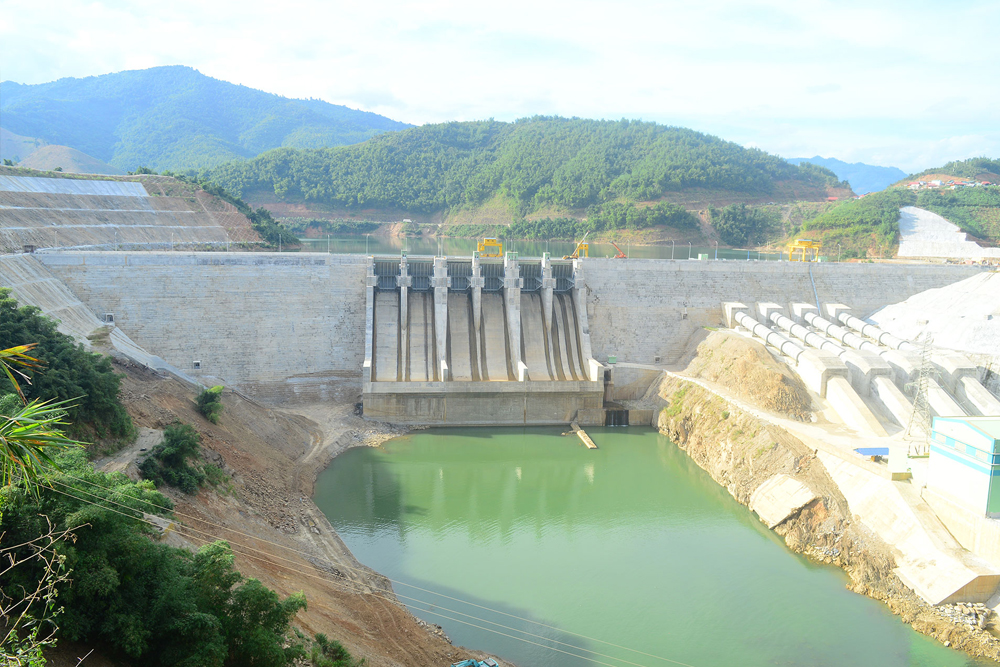 Trung Son Hydropower Plant
